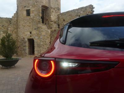 Essai Mazda CX-30 : les photos de l'essai