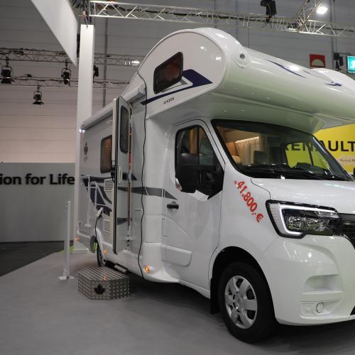 Renault Master Ahorn   nos photos au Caravan Salon 2019 de Dusseldorf