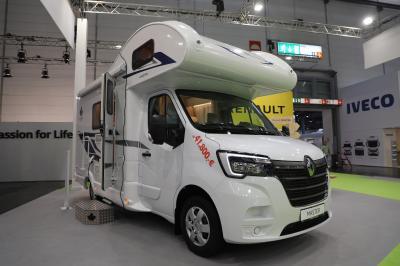 Renault Master Ahorn | nos photos au Caravan Salon 2019 de Dusseldorf