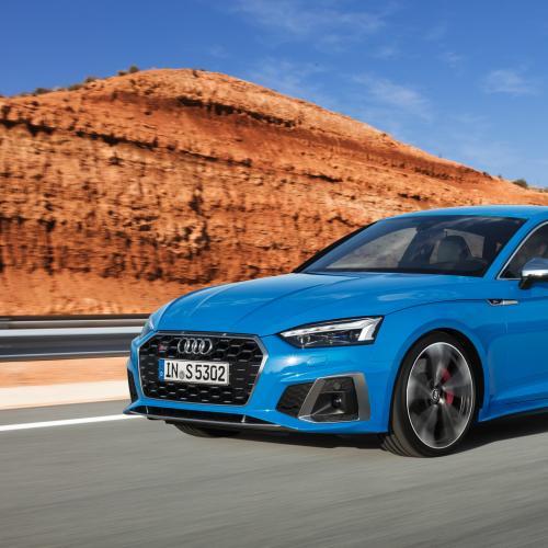 Audi A5 | les photos officielles