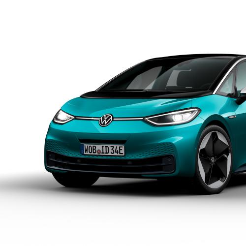Volkswagen ID.3 | les photos officielles du modèle de série