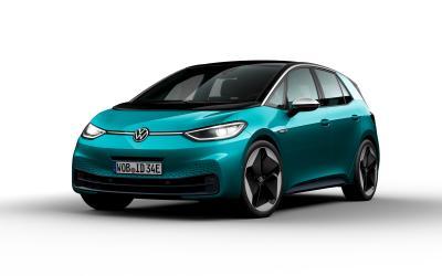 Volkswagen ID.3   les photos officielles du modèle de série