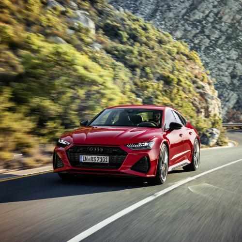 Audi RS 7 Sportback | les photos officielles