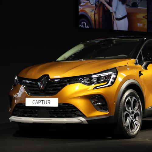 Renault Captur II | nos photos au Salon de Francfort 2019