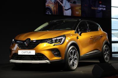 Renault Captur II | nos photos au Salon de Francfort 2019