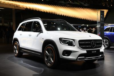 Mercedes GLB | nos photos au Salon de Francfort