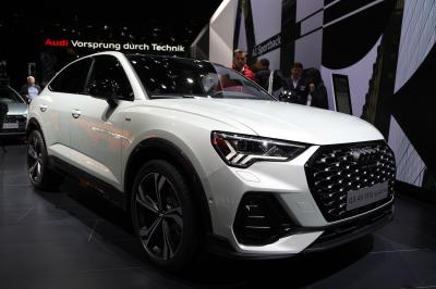 Audi Q3 Sportback | nos photos au Salon de Francfort 2019