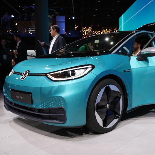 Volkswagen ID.3   nos photos au Salon de Francfort 2019