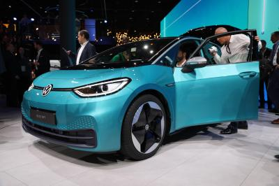 Volkswagen ID.3 | nos photos au Salon de Francfort 2019