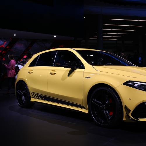 Mercedes-AMG A 45 S | nos photos au Salon de Francfort 2019