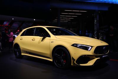 Mercedes-AMG A 45 S | nos photos au Salon de Francfort 2019