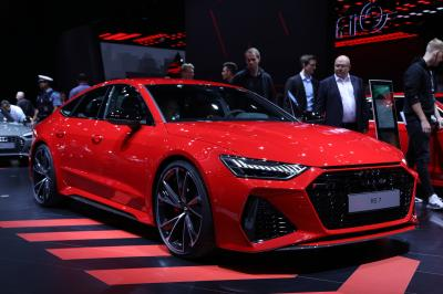 Audi RS 7 Sportback | nos photos au Salon de Francfort 2019
