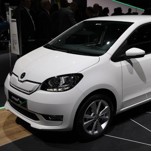 Skoda Citigo e IV | nos photos du Salon de Francfort 2019