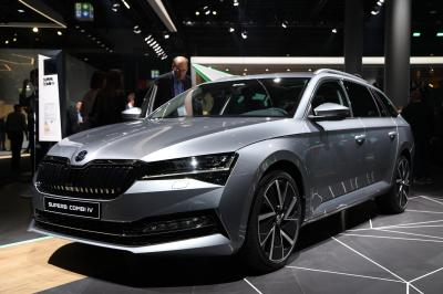 Skoda Superb IV | nos photos au Salon de Francfort 2019
