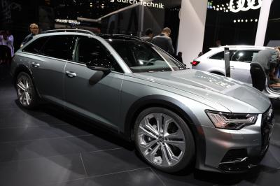 Audi A6 Allroad | nos photos au Salon de Francfort 2019