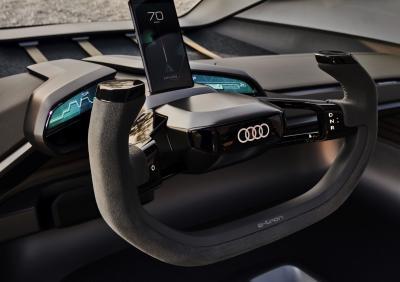 Audi AI:TRAIL quattro | les photos du concept