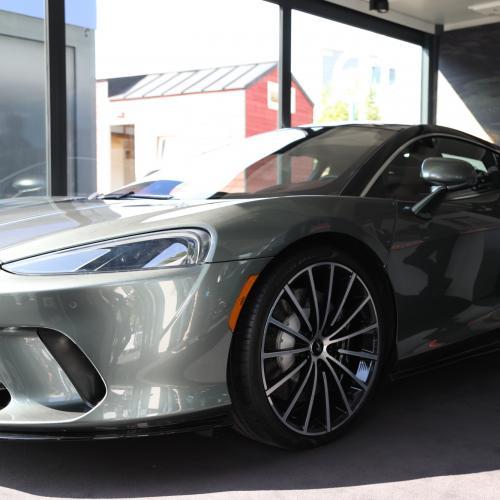 McLaren GT   nos photos au Salon de Francfort 2019