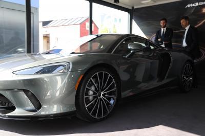 McLaren GT | nos photos au Salon de Francfort 2019