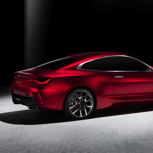 BMW Concept 4 | les photos officielles la future Série 4