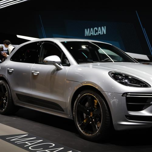 Porsche Macan Turbo | nos photos au Salon de Francfort 2019