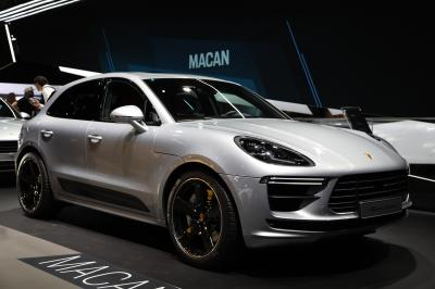 Porsche Macan Turbo | nos photos au Salon de Francfort 2019