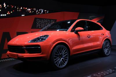Porsche Cayenne Coupé | nos photos au Salon de Francfort 2019