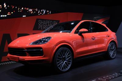Porsche Cayenne Coupé | nos photos au Salon de Francfort 2019
