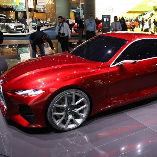 BMW Concept 4   nos photos au Salon de Francfort 2019