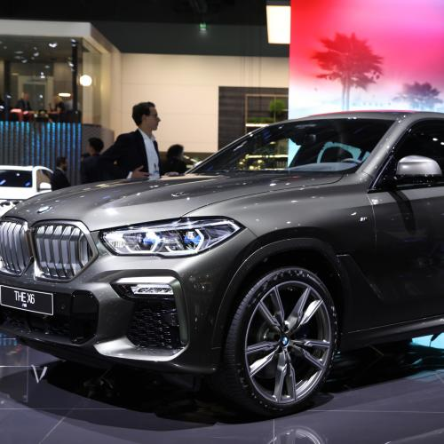 BMW X6 | nos photos au Salon de Francfort 2019