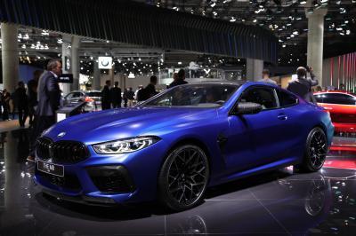 BMW M8 Compétition Coupé | nos photos au Salon de Francfort 2019