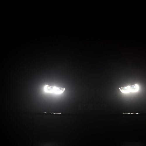 BMW X6 Vantablack   nos photos au Salon de Francfort 2019