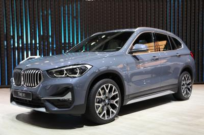BMW X1 restylé | nos photos au Salon de Francfort 2019