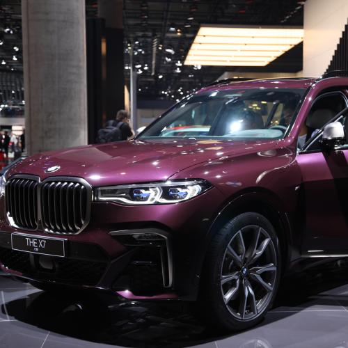 BMW X7 M50i Performance | nos photos au Salon de Francfort 2019