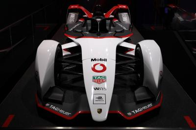Formule E Porsche 99X | nos photos au Salon de Francfort 2019