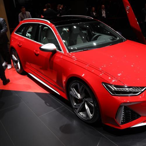 Audi RS6 Avant | nos photos au Salon de Francfort 2019
