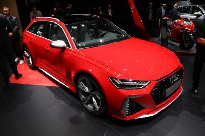 Audi RS6 Avant | nos photos au Salon de Francfort 2019