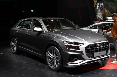 Audi SQ8 | nos photos au Salon de Francfort 2019