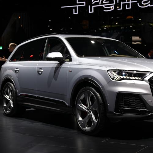Audi Q7 restylé | nos photos au Salon de Francfort 2019