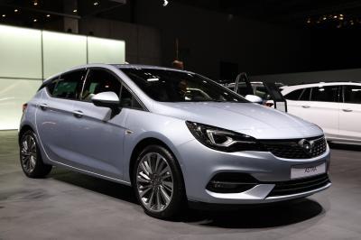 Opel Astra restylé | nos photos au Salon de Francfort 2019