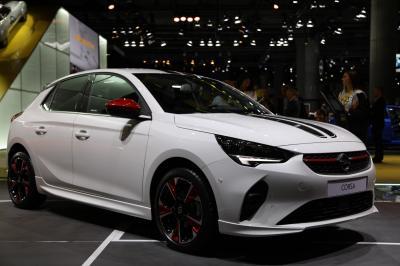 Opel Corsa | nos photos au Salon de Francfort 2019