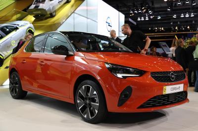 Opel Corsa-e | nos photos au Salon de Francfort 2019