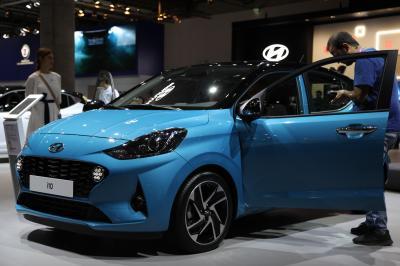 Hyundai i10 | nos photos au Salon de Francfort 2019