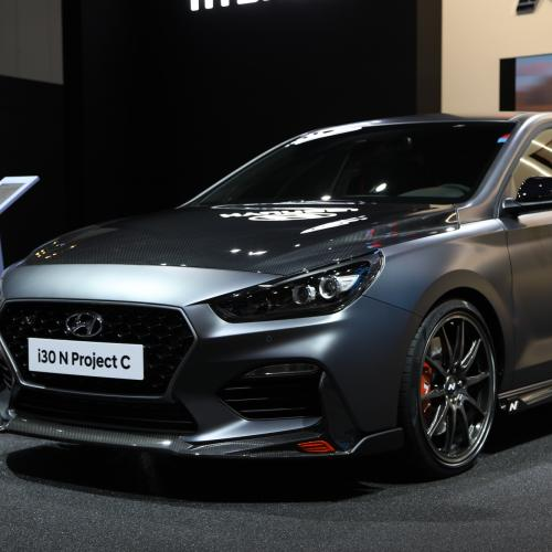 Hyundai i10 N Project C | nos photos au Salon de Francfort 2019