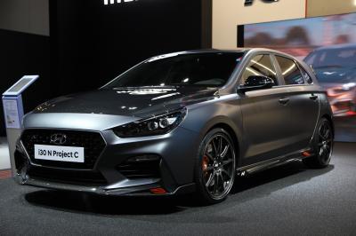 Hyundai i10 N Project C | nos photos au Salon de Francfort 2019