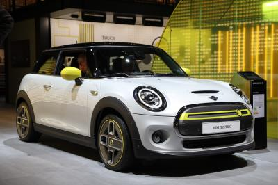 Mini Cooper SE | nos photos au Salon de Francfort 2019