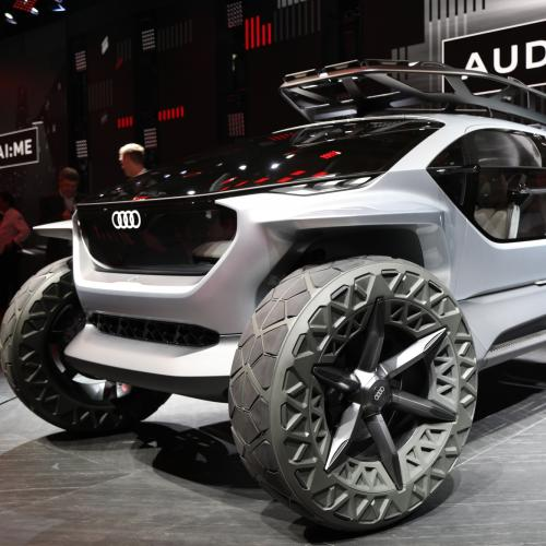Audi AI:Trail Quattro | nos photos du concept au Salon de Francfort