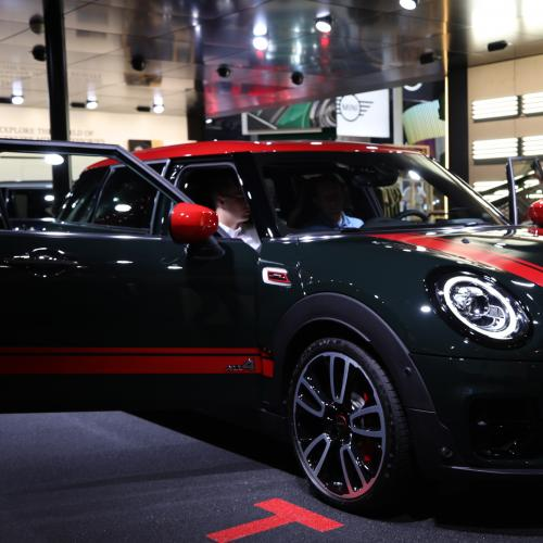 Mini Clubman JCW | nos photos du Salon de Francfort 2019