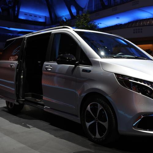 Mercedes EQV | nos photos au Salon de Francfort 2019