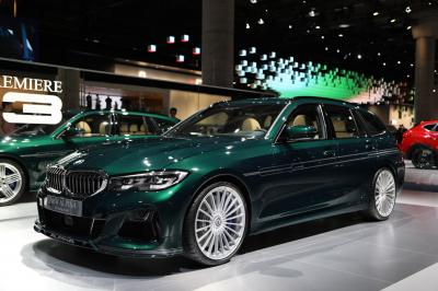 Alpina B3 | nos photos au Salon de Francfort