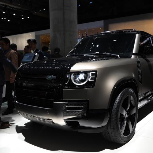 Land Rover Defender | nos photos au Salon de Francfort 2019